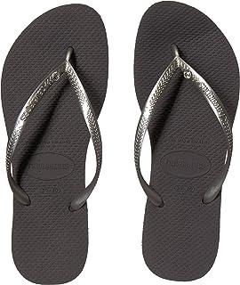 ce2898d8d1a96e Havaianas Women s Slim Crystal Glamour SW Sandal
