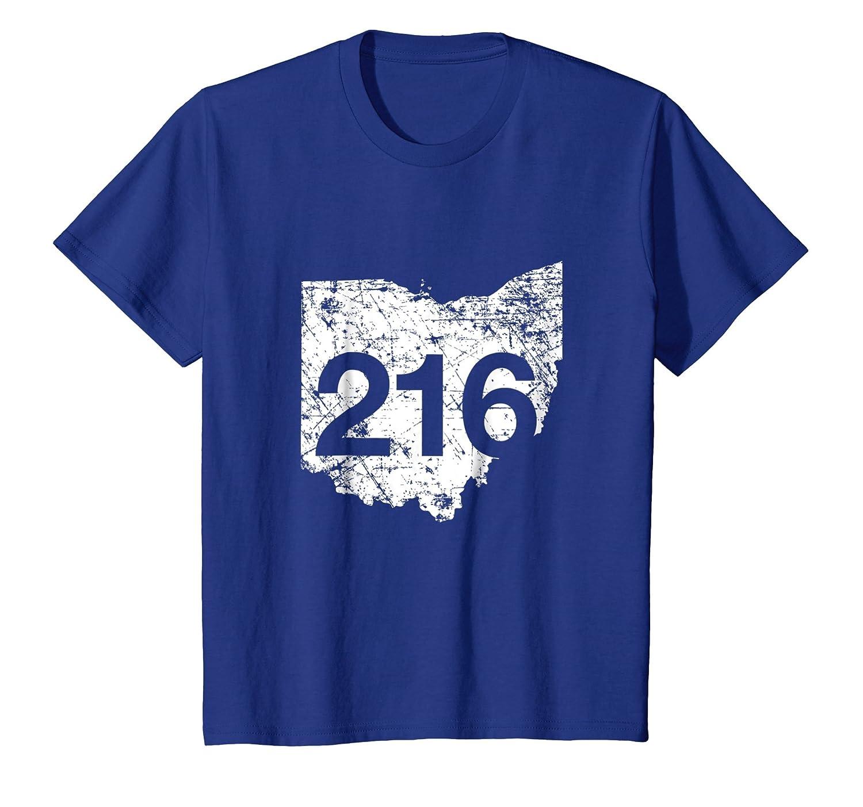4720e1307949 Amazon.com: Cleveland Lakewood Brook Park Area Code 216 Shirt, Ohio Gift:  Clothing