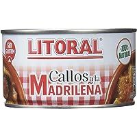 Litoral - Callos Madrileña - Pack de 3