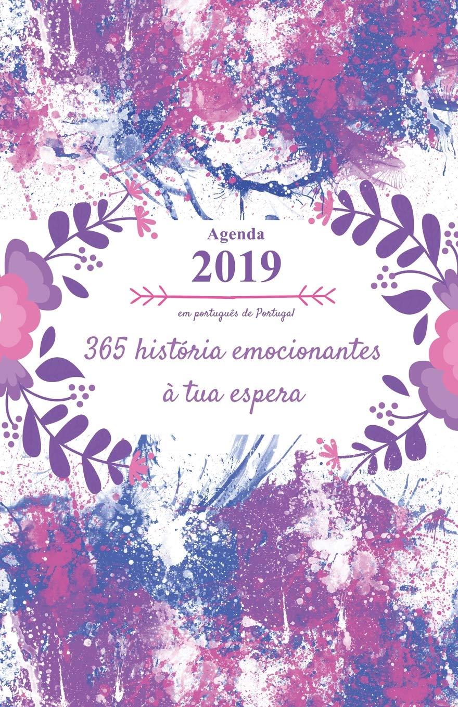 Agenda 2019 em Português de Portugal: 365 Histórias ...