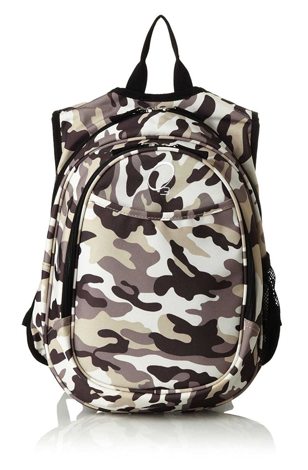 Camo Obersee Kids Pre-School All-In-One Backpack with Cooler, Skulls