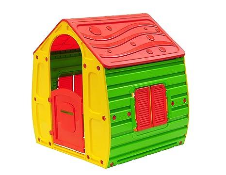 Casette Per Bambini Piccoli : Magic house casetta per bambini casetta da giardino dimensioni