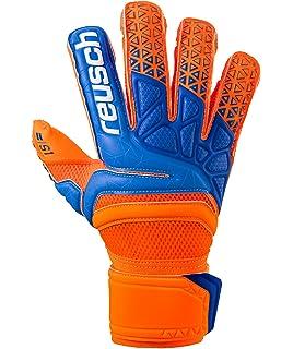 20febacc79b Boys Reusch Prisma S1 Junior Goalkeeper Gloves For Football  Amazon ...