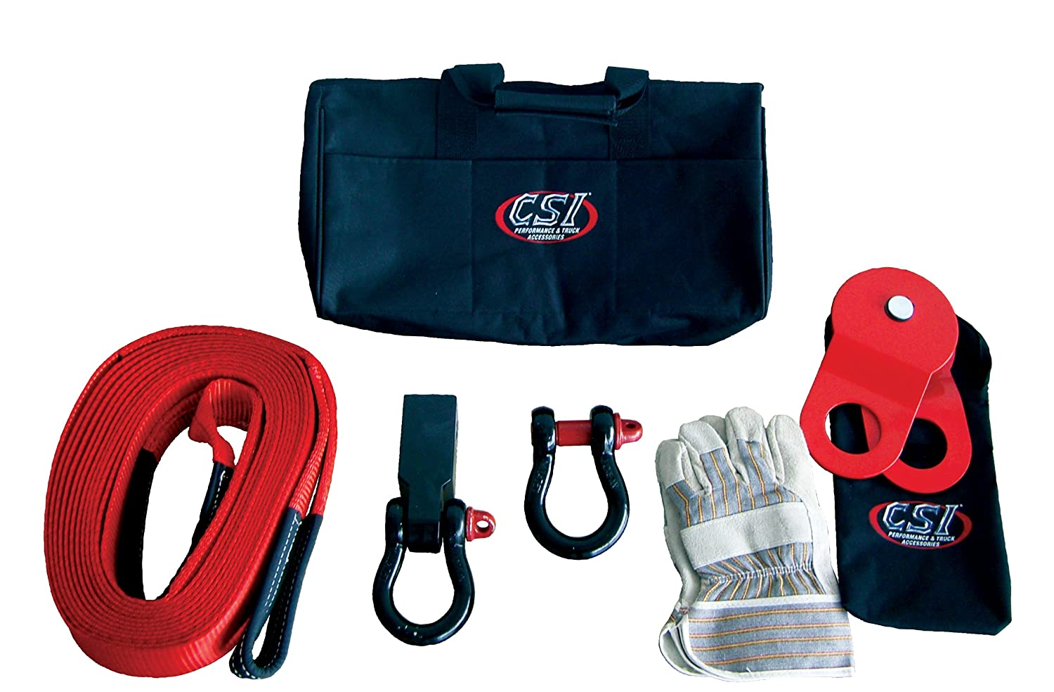 CSI W302 Winch Recovery Tool Kit Competition Specialities