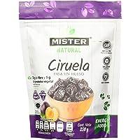 Mister Natural Ciruela Pasa sin Hueso, 250 g