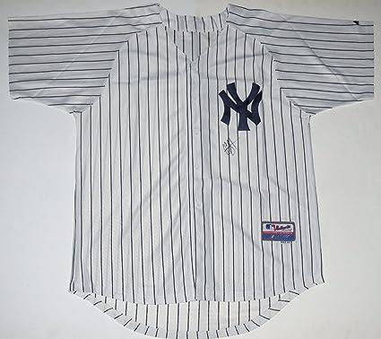 new concept 5a70f 1e1cc C.C. Sabathia Autographed Jersey (Yankees) at Amazon's ...