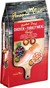 Fussie Cat Market Fresh Grain-Free Protein Rich Dry Cat Food