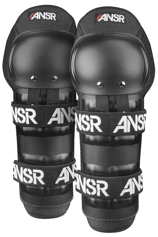 Answer Apex Youth Knee Guard Black, OSFM