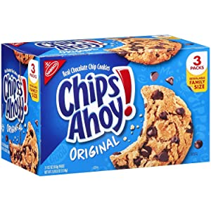 Chips Ahoy! Original Chocolate Chip Cookies, 18.2 Ounce, 3 Count