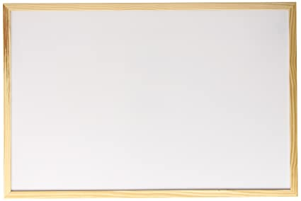 Faibo- Pizarra blanca magnética, Color, 40 x 60 cm (702-2)