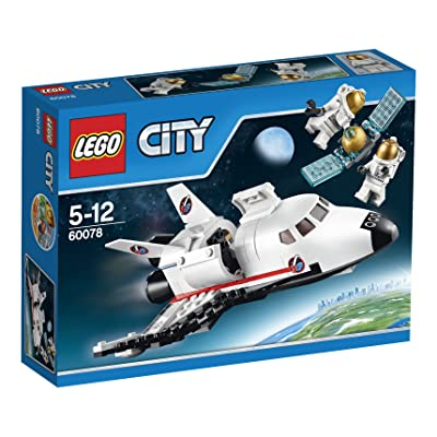 Lego City Utility Shuttle 60078: Toys & Games