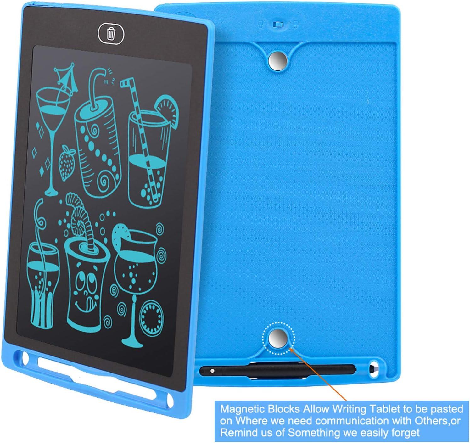 Ideasy Lcd Schreibtablett 8 5 Zoll Einfarbiges Computer Zubehör