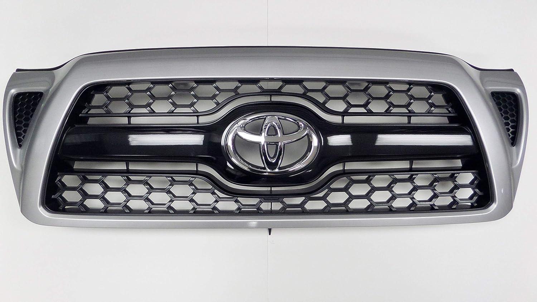 Genuine OEM Toyota Land Cruiser Front grille emblem 2005-2011