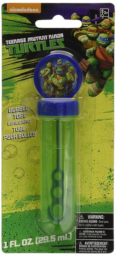 Amazon.com: Teenage Mutant Ninja Turtles Bubble Tube | Party ...