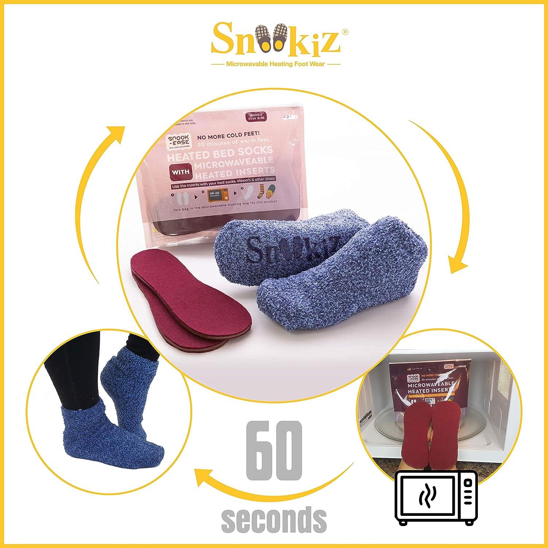 Amazon.com: Calcetines calefactables para mujer – solución ...