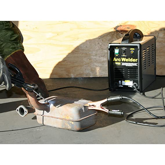Pro-Series PS07572 120 Volt Arc Welder, Black and Gray - Arc Welding Equipment - Amazon.com