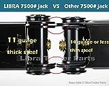 "LIBRA Set of 4 True 7500 lb Heavy Duty 24"" RV"