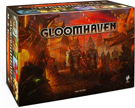 Amazon.com: Gloomhaven: Toys & Games