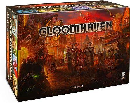 GLOOMHAVEN - Juego de mesa en inglés: Amazon.es: Juguetes y juegos