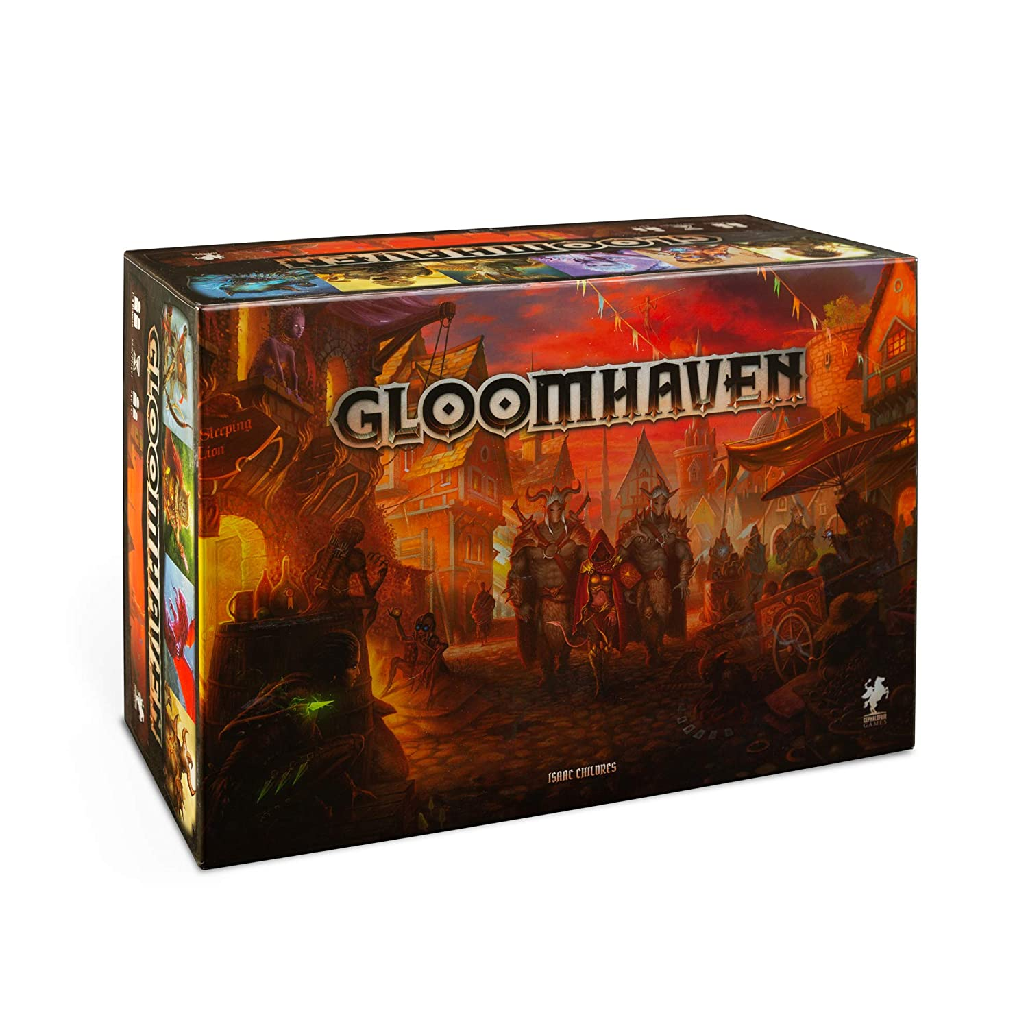 Gloomhaven game box