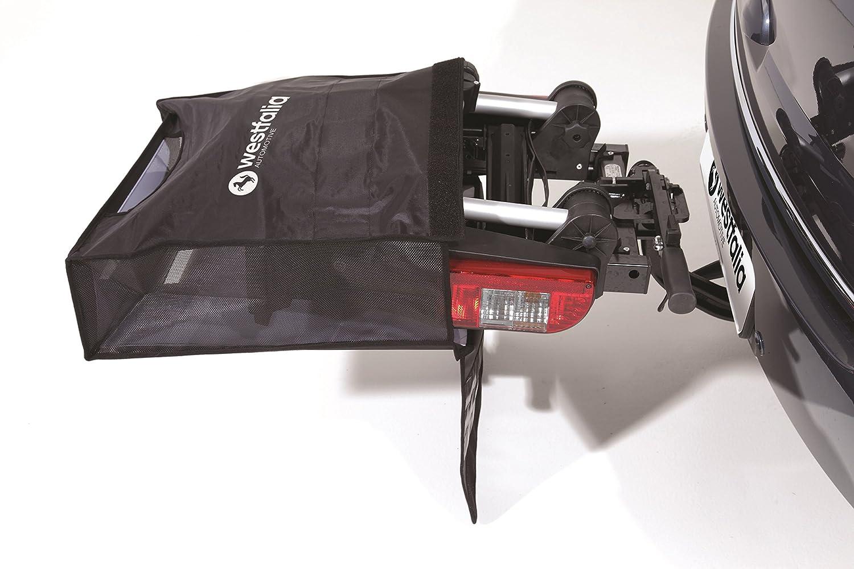 Westfalia Fahrradträger BC 60 für die Anhängerkupplung inkl. Tasche ...