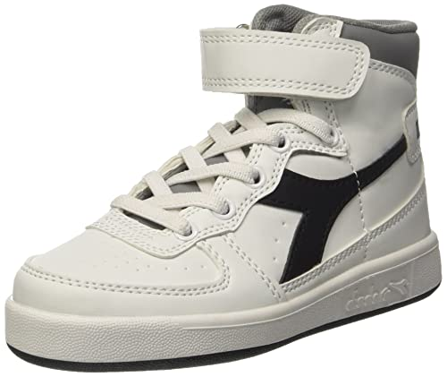 Diadora Mi Basket II Jr, Zapatillas Altas Infantil: Amazon.es: Zapatos y complementos