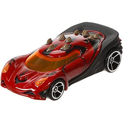 Hot Wheels Star Wars Character Car, Darth Maul: Toys & Games