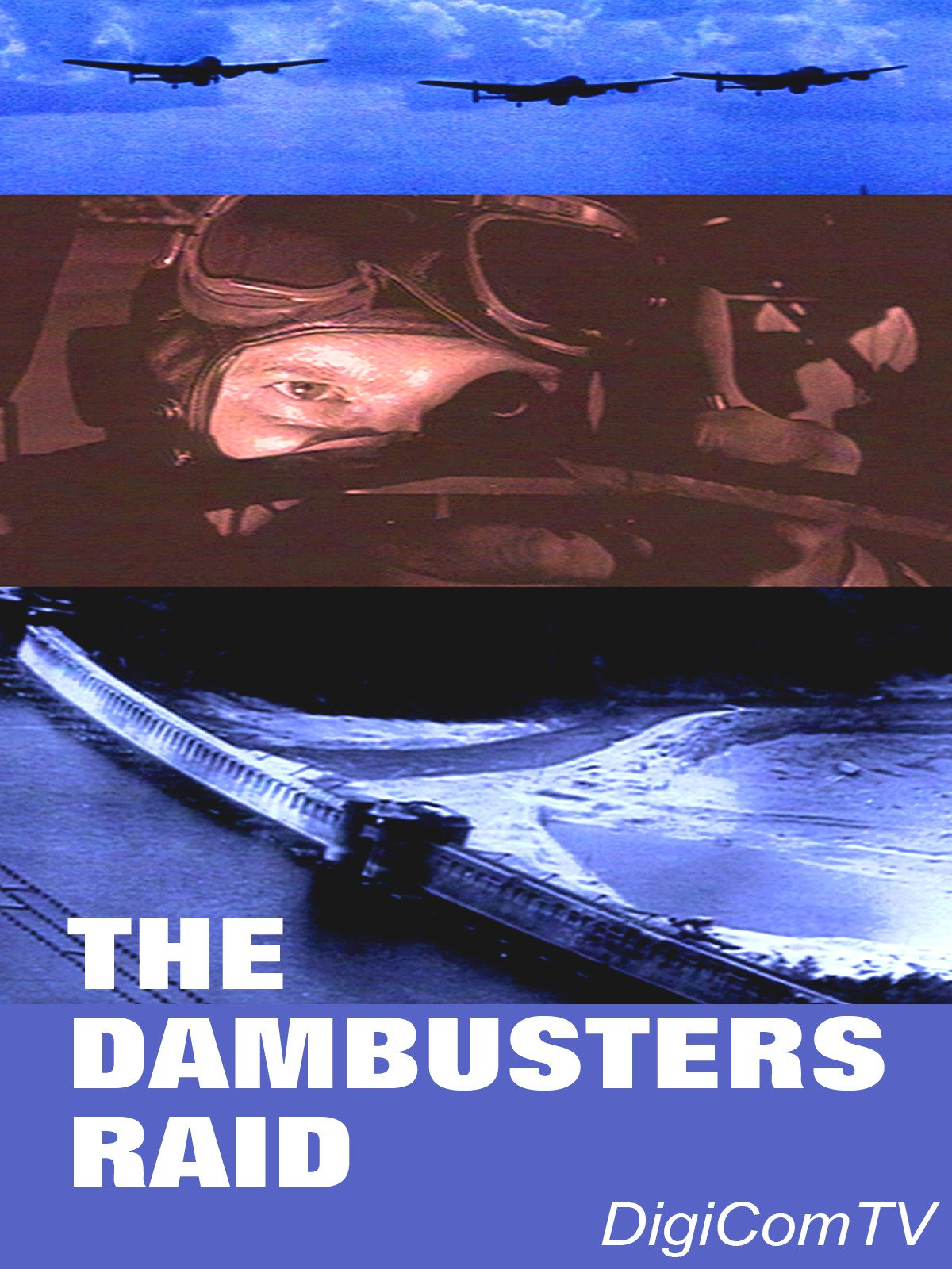 Dambusters Raid, The on Amazon Prime Video UK