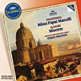 Originals: Palestrina: Missa Papae Marcelli; Allegri: Miserere