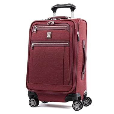 Travelpro  Platinum Elite 21  Expandable Carry-on  Spinner with USB port