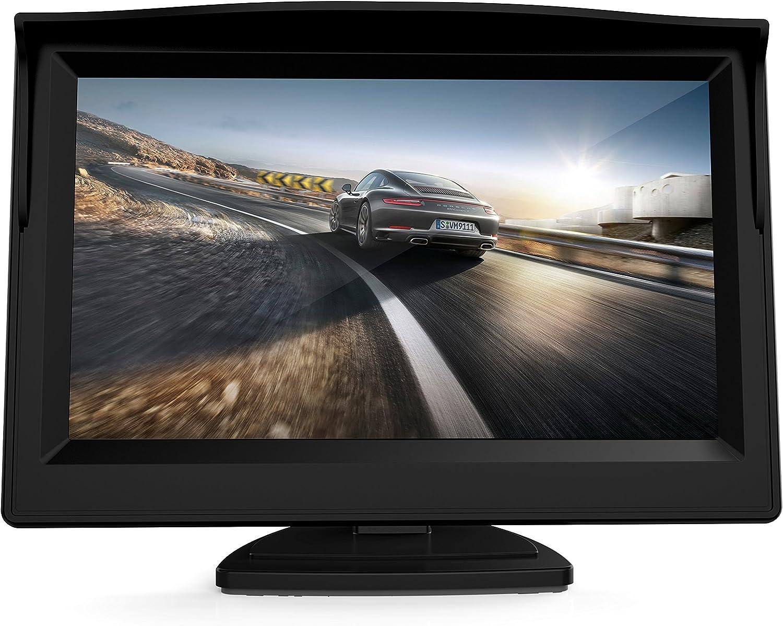 5 Zoll Digital Tft Lcd Farb Monitor Für Auto Elektronik