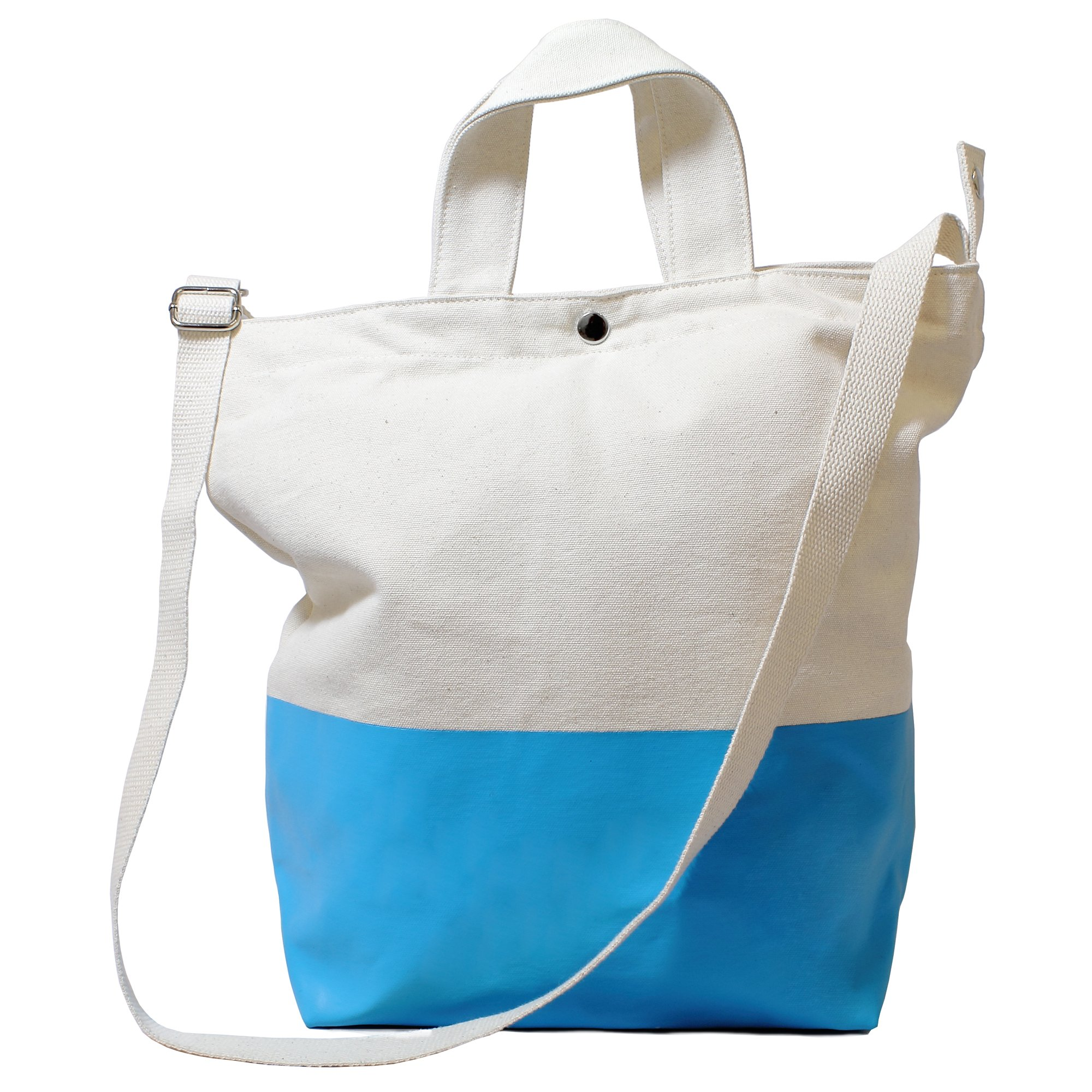 Cathy's Concepts Color Dipped Tote, Aqua
