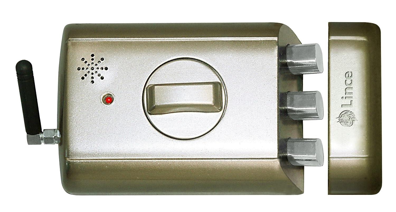 Lince 94940Tk - Cerrojo electrónico 4940-tk: Amazon.es: Bricolaje y herramientas