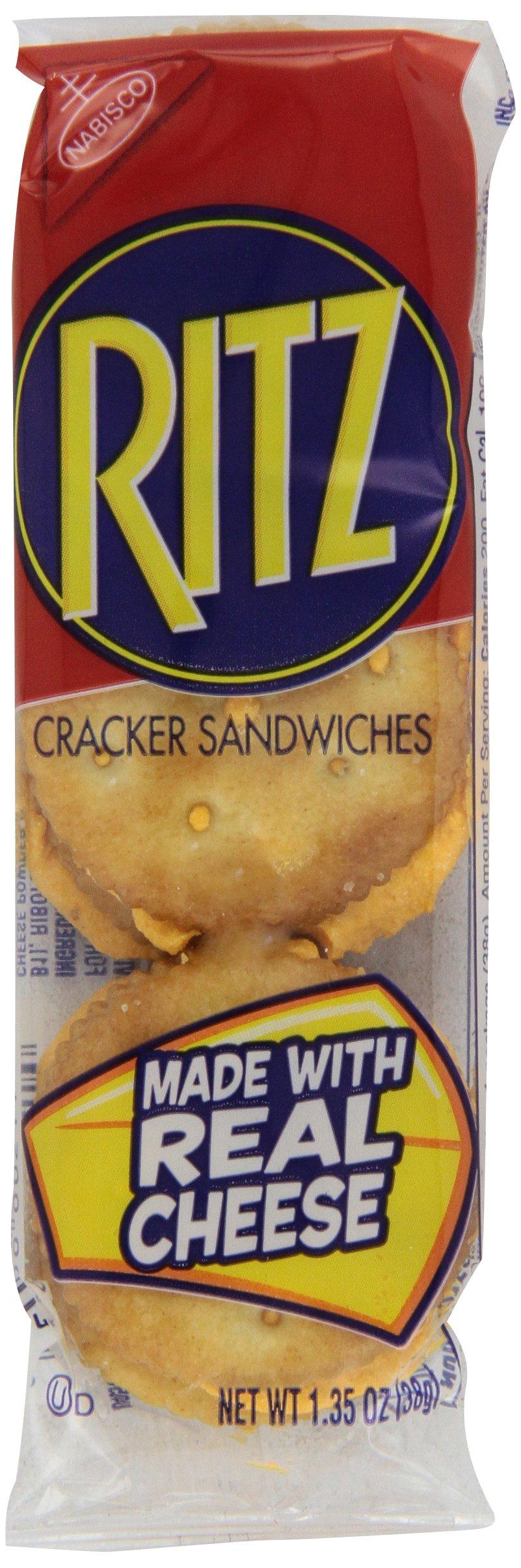 Ritz Cheese Cracker Sandwiches, 10.8 Ounce