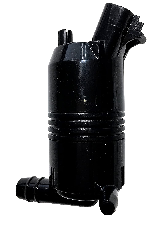 Windshield Washer Pump Fits Toyota Avalon Camry Corolla Tacoma Tundra / Lexus ES300 / Chevrolet Prizm / OEM 22138719 22156171 8533006030 85330-06030 GOSENSORS GO-1040