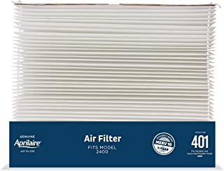 product image for Aprilaire - 401 A4 401 Replacement Filter for Whole House Air Purifier Model: 2400, Space Gard 2400, MERV 10 (Pack of 4)