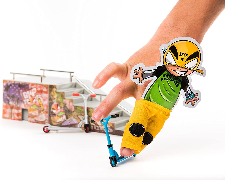 Amazon.com: Juego de dedos Grip & Tricks, paquete de 1 ...