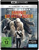 Rampage: Big Meets Bigger 4K Ultra HD [Blu-ray]