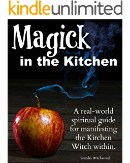 Amazon a kitchen witchs cookbook ebook patricia telesco magick in the kitchen a real world spiritual guide for manifesting the kitchen witch fandeluxe Choice Image