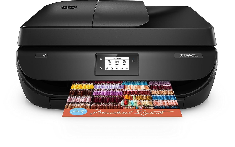 HP OfficeJet Instant Ink Inklusive K7V45B#629 Stampante Multifunzionale, Nero