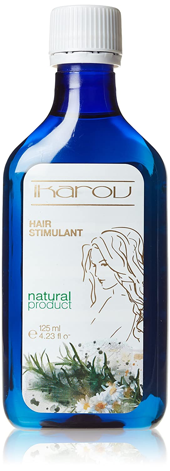 Hair Stimulant for Growth & Strength - With Essential Oils - Bergamont, Ylang Ylang, Lavender - 125ml BeautyLand 14STI125
