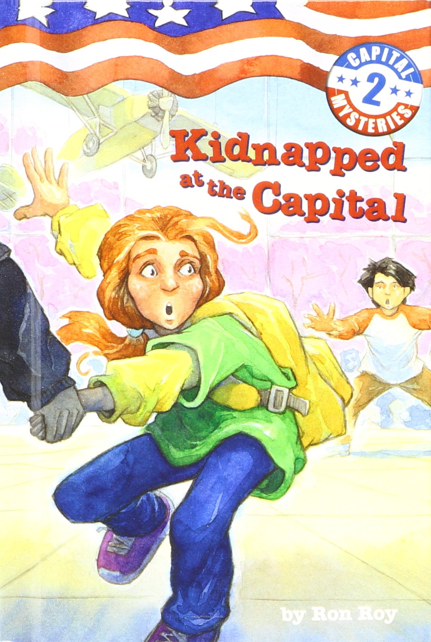 Kidnapped at the Capital (Capital Mysteries): Amazon.es: Roy ...