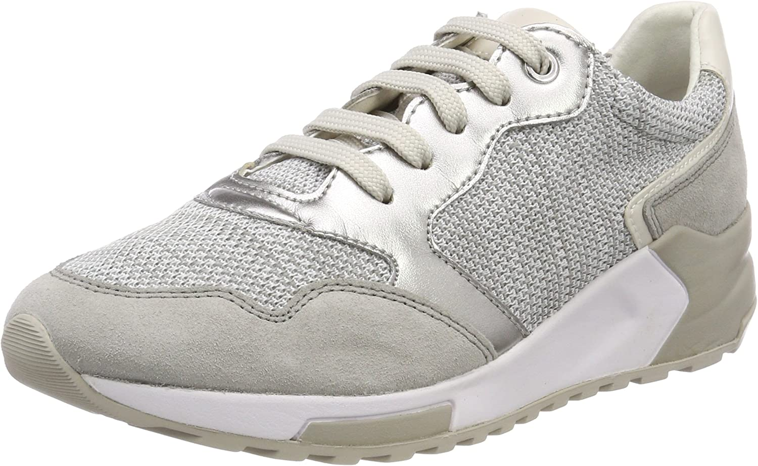 Geox D Phyteam B, Zapatillas para Mujer
