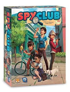 Renegade Game Studios RGS00816 Spy Club Pegasus Spiele