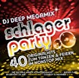 DJ Deep MEGAMIX SCHLAGERPARTY - 40 Superhits im Nonstopmix