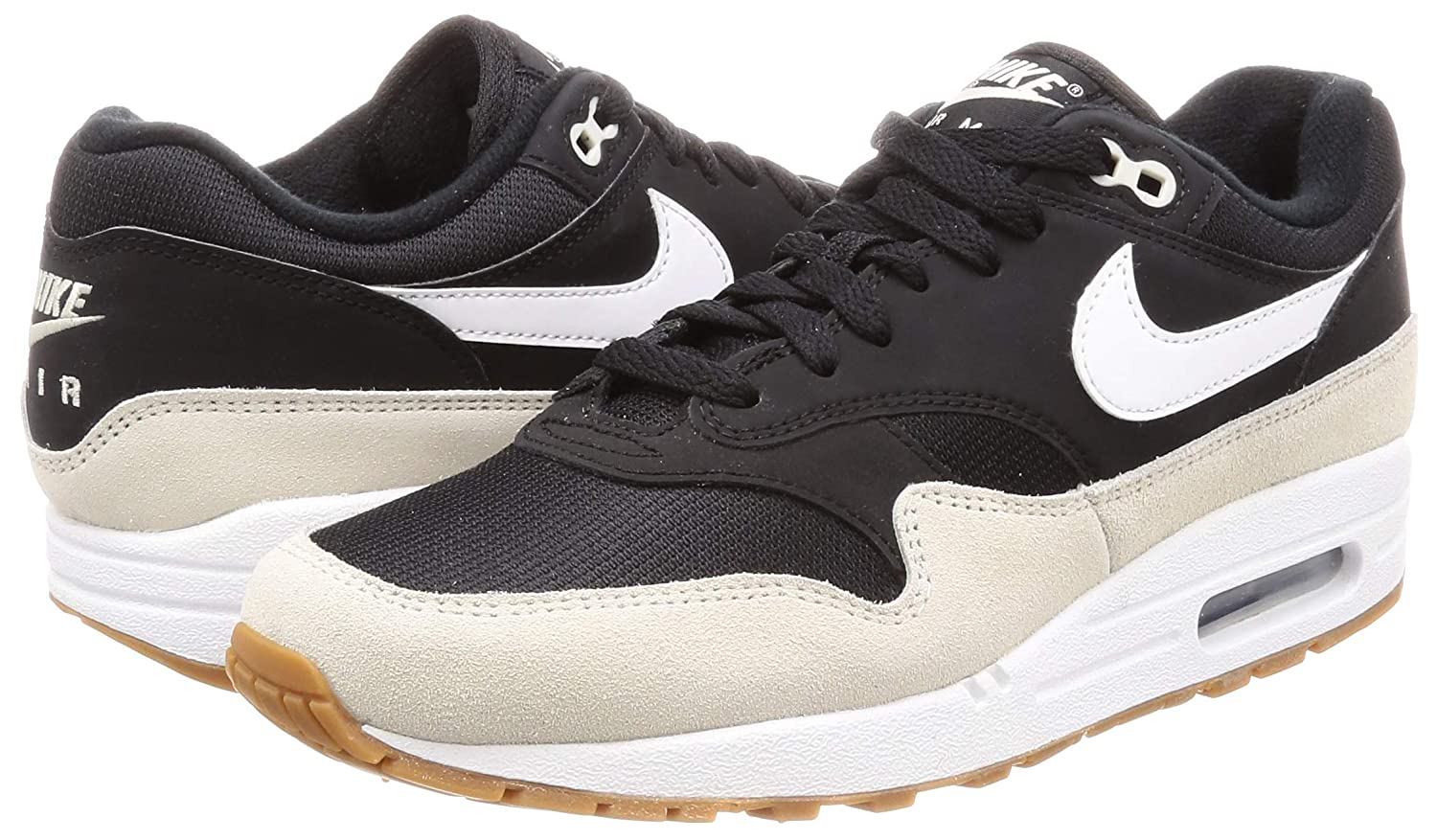 reputable site 62178 df0f8 Amazon.com   NIKE Air Max 1 Mens Ah8145-009   Shoes