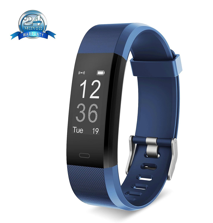 Yuanguo, Fitness-Tracker / Smart-Armband, Blau ZJB7000-WLWatch010-Blue