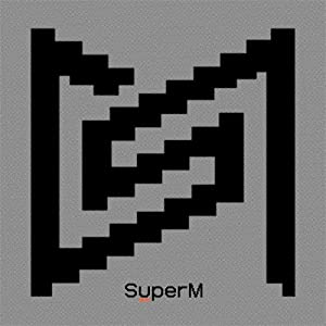 SuperM - Super One (Random ver.) Album+Folded Poster+Extra Photocards Set