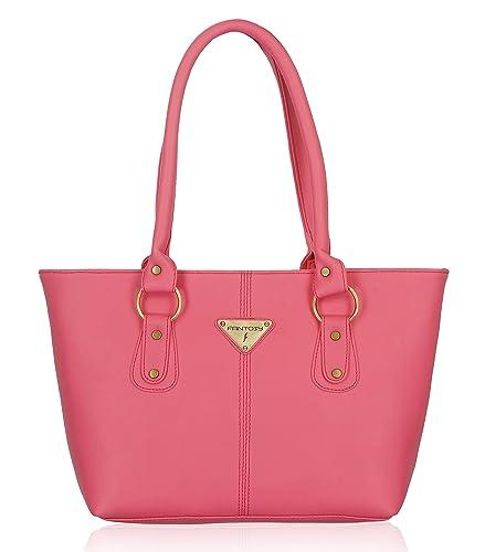 Fantosy Women s handbag (Pink, FNB-482)  Amazon.in  Shoes   Handbags e44c701307