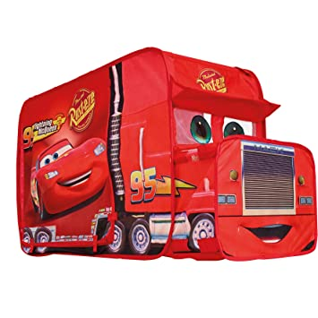 Disney Cars Mack Truck Feature Tent  sc 1 st  Amazon.com & Amazon.com: Disney Cars Mack Truck Feature Tent: Toys u0026 Games